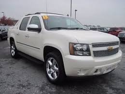Chevrolet Avalanche Pickup In Pennsylvania For Sale ▷ Used Cars ...