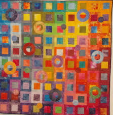 File:Coloured Circles Quilt.jpg - Wikimedia Commons & File:Coloured Circles Quilt.jpg Adamdwight.com