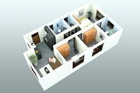 3 Bedroom Home Design Plans Simple Design