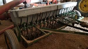 John Deere Grain Drill Work In Progress