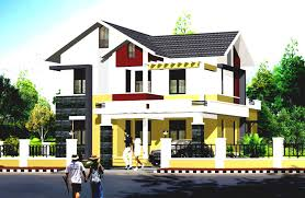 Modern Exterior Home Design Pictures  Of Best Exterior Paint - House designs interior and exterior