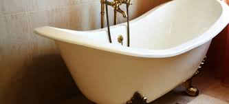 although refinishing a bathtub is not a typical diy project it can be done bathtub refinishing kits are sold at many home improvement s if you do