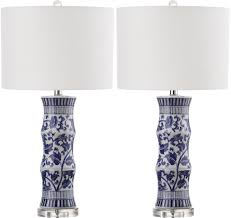 Set Of Two Table Lamps Lit4242a Set2 Table Lamps Lighting By Safavieh