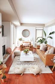 Neutral furniture Bedroom Dark Neutral Room With Camel Leather Furniture And Tan Colored Ceiling For Chic Look Digsdigs 25 Ideas To Pull Off Neutrals In Home Decor Right Digsdigs
