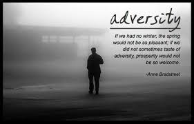 Quotes About Overcoming Adversity Classy Quotes About Overcoming Adversity New When Adversity Strikes