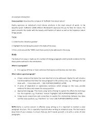 How To Write An Essay About Yourself Example How To Write