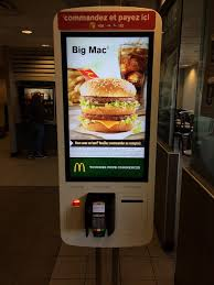 Mcdonalds Vending Machine Japan Custom McDonald's Fast Food 48 Boulevard Moody Terrebonne QC