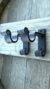 heavy duty closet rods and brackets wood pole home depot heavy duty curtain rod double forged