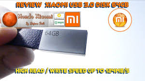 Review <b>Xiaomi USB 3.0</b> U-Disk 64 GB High Read/Write Speed up to ...