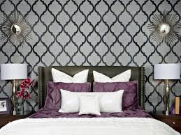 Silver Wallpaper For Bedrooms Silver Grey Wallpaper Bedroom A Wallppapers Gallery