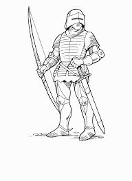 knight coloring book pages free printable for kids best page of