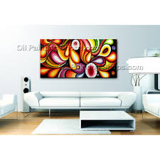 large wall paintingsextra large wall art original modern abstract oil painting on