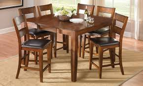 best dining room tables best dining tables black bar height dining set