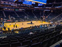 Oakland Warriors Seating Chart Oakland Arena Section 114 Seat Views Seatgeek