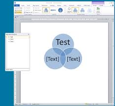 How To Add A Venn Diagram In Word Add Text To Overlap Julia Jacobs