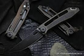 Купить <b>Нож Kadat</b> (Алексей Воробьев, M390, титан, цирконий ...