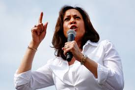 Kamala Harris and Julian Castro call for impeachment of Justice ...