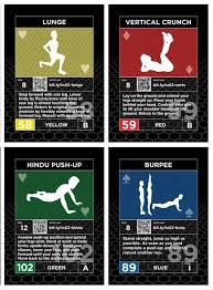 want an even easier way to design an authentic military bootc workout use strength stack 52 bodyweight exercise cards each card is a bodyweight