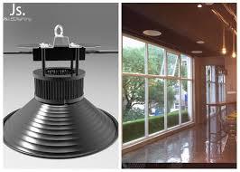ip67 led high bay warehouse lighting fixture aluminum casting 50000 hours lifespan