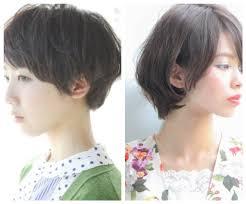 日本人に最適ショートヘアの後頭部をふんわりさせる理由 ショート