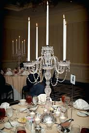 chandelier table chandelier centerpieces crystal chandelier table