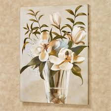 floral romance i canvas wall art multi cool on magnolia canvas wall art with floral romance i magnolia canvas wall art