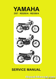 1972 1975 yamaha r5c ds7 rd250 rd350