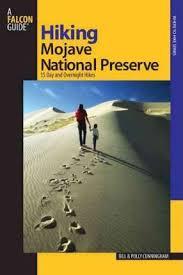 Hiking Mojave National Preserve : Bill Cunningham : 9780762744657