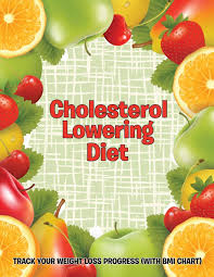 Cholesterol Lowering Diet Track Your Weight Loss Progress