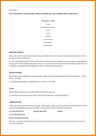 Resume Templates For Word Pad Examples Resume Template For Wordpad