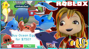 Check out all working roblox adopt me codes 2021 not expired for 2021. Roblox Adopt Me Countdown To Ocean Egg Hatching Some Ocean Eggs Chloe Tuber