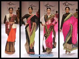 Ekru Designer Kolkata Ekru Boutiquesarees Com