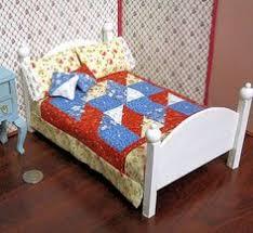 Miniature <b>modern</b> sofa, <b>purple</b>, black, <b>pink</b>, <b>red</b> upholstery ...