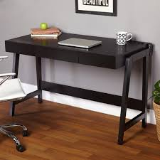 desk small writing table 48 inch desk with file drawer writing desks for small spaces