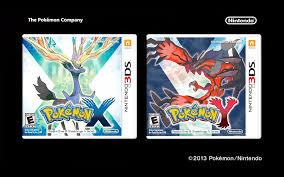 Pokémon X And Y Rom