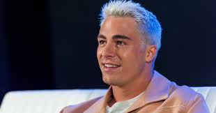 Colton Haynes Once Told To Stay In The Closet Returns With A.