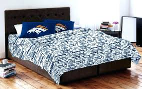 denver broncos bedding set broncos bedroom set broncos bed set images 3 broncos full sheet set denver broncos bedding