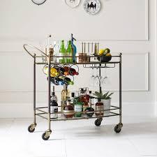 Aster Bar Cart