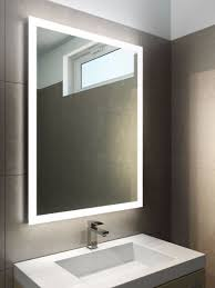 lighting in a bathroom. Halo Tall LED Light Bathroom Mirror 1418 Lighting In A