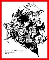 Final Fantasy Coloring Pages 6801400 Attachments Csengerilawcom