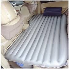 Back Seat Bed Inflatable Mattress Turns The Back Seat Of Your Car Into A Perfect