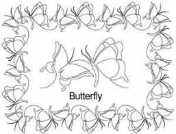Butterfly Border Set | Anne Bright | Digitized Quilting Designs & Digital Quilting Design Butterfly Border Set by Anne Bright. Adamdwight.com
