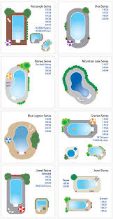 Small Inground Pools Prices and Designs | Little List Of Sizes