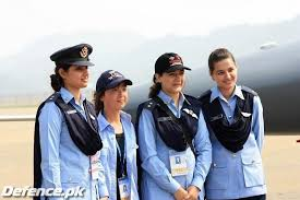 Paf Female Pilots With Plaaf Peoples Liberation Army Air