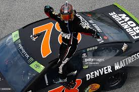 denver mattress nascar. martin truex jr., driver of the #78 furniture row/denver mattress toyota denver nascar