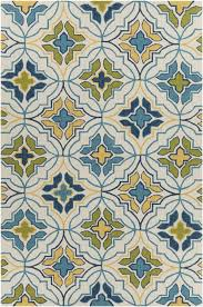 yellow and blue area rugs visionexchangeco intended for green