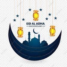 Abstraktes Festivalhintergrund Von Eid Al Adha 2021, Eid Al Adha 2021,  Hintergrund, Islamisch PNG und Vektor zum kostenlosen Download