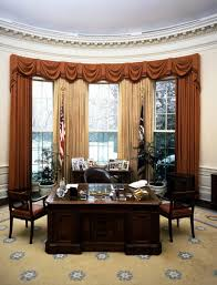 oval office picture. Oval Office During The Reagan Administration - White House Historical Association Picture