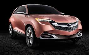 2010 Acura MD X Concept - Car Pictures