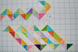 half square triangle border designs | a daily dose of fiber & Borders 3 Adamdwight.com